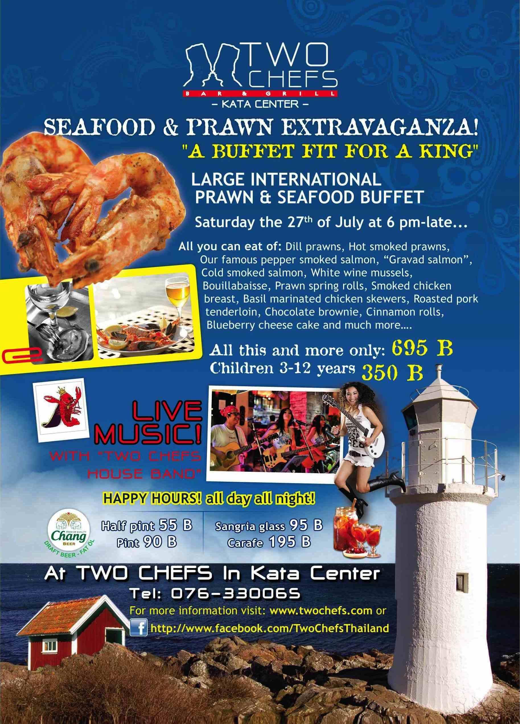 2  chef phuket  best nightclub nightlife 2 Chefs Buffet with Live Musicians 2 Chefs Buffet with Live Musicians 2 chef phuket best nightlife copy