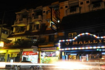 O'Malleys Phuket Town best nightlife nightclubs