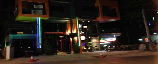 Orange Irish Pub phuket best nightlife nightcl