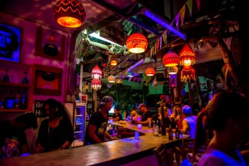 Reggae Bar Nai Harn Beach