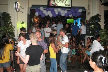 Roxy Bar Phuket Town best nightlife nightclubs