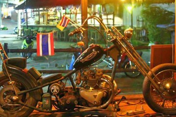 easy riders phuket, kata beach nightlife