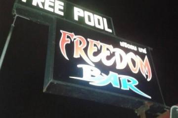 freedom bar rawai nightlife