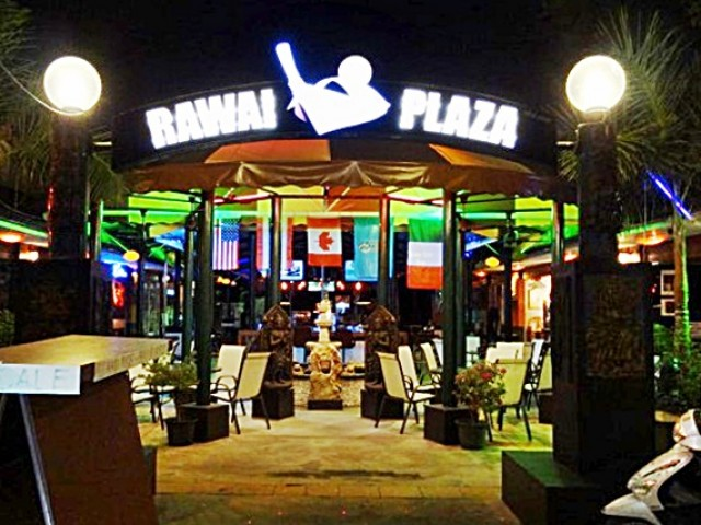 rawai plaza phuket nightlife