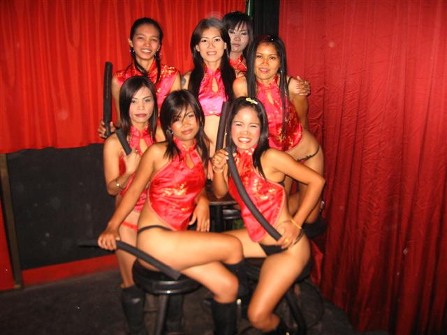 Beach girls patong Best Places
