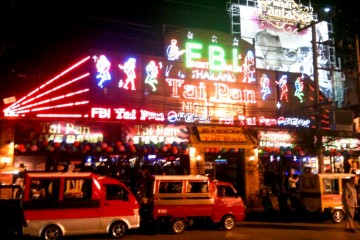 taipan club patong beach nightlife