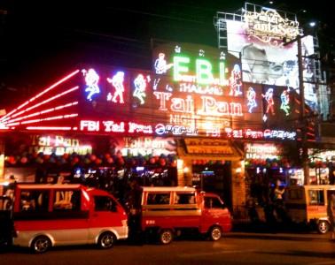 taipan club patong beach nightlife