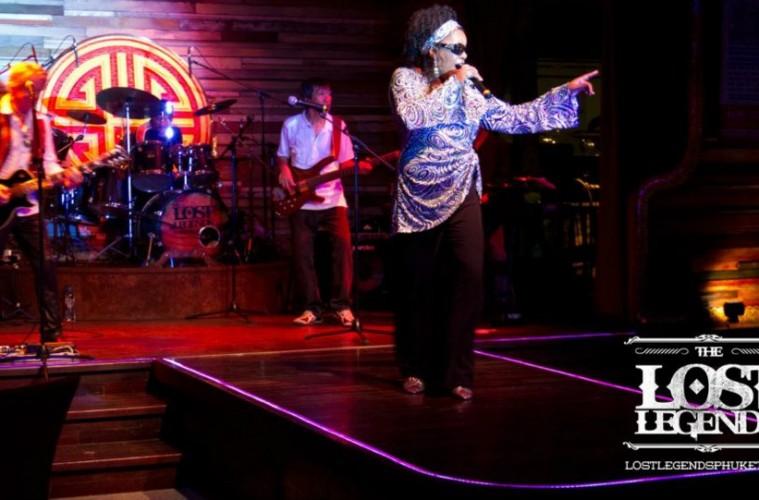 the lost legends phuket best nightlife nightclubs