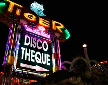 tiger disco patong beach nightlife