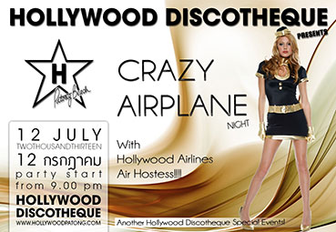 phuket events phuket best bars nightlife nightclubs crazy-airplane-party-patong-nightlife