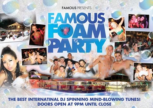 Famous-Foam-Party