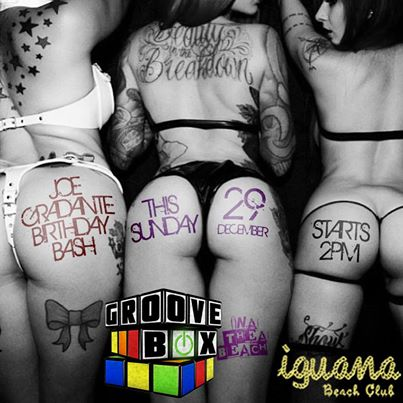 GROOVE BOX PHUKET EVENTS NIGHTLIFE