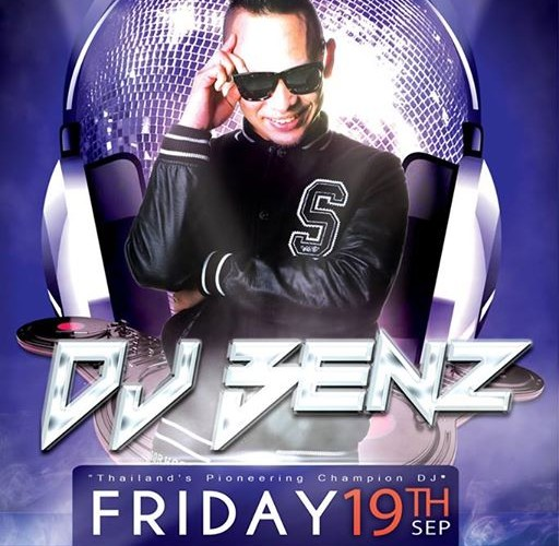 dj benz nightlife in phuket