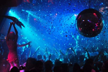 Nightlife and nightclubs in Phuket